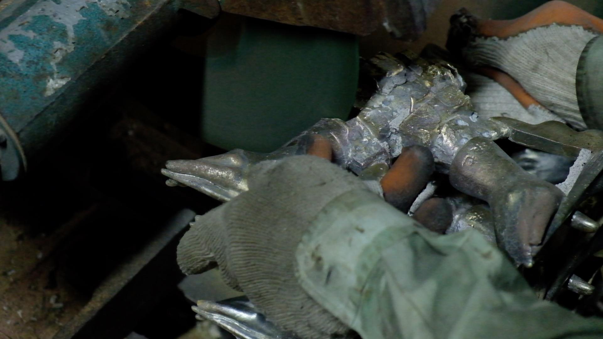 日營五金鑄造場、脫蠟鑄造、金屬產品、精密鑄造