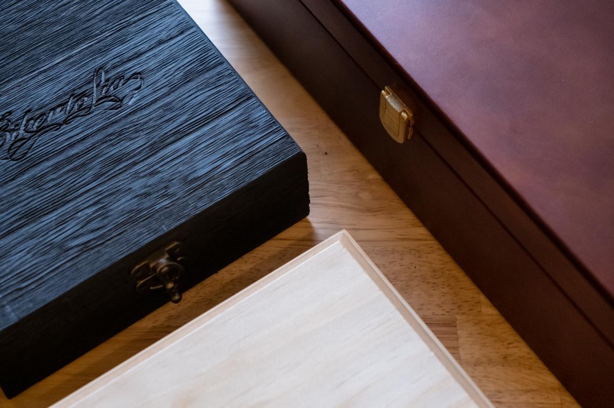 訂製的學問:專訪五星飯店、免稅店指定配合精緻木盒專家—參與製造所
