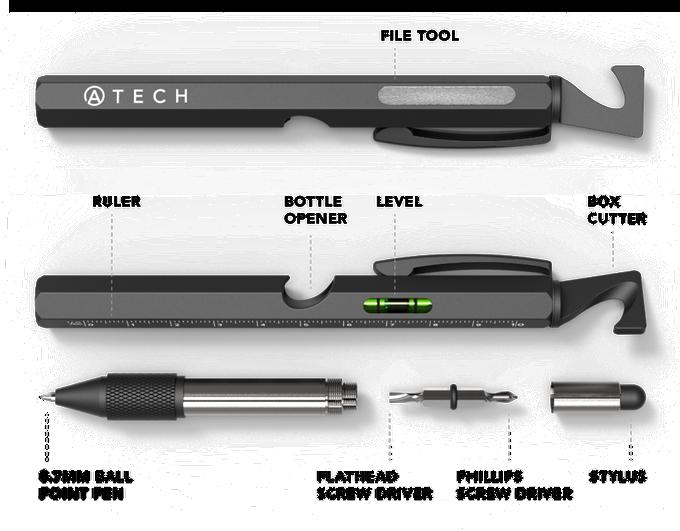 9合1 多功能筆