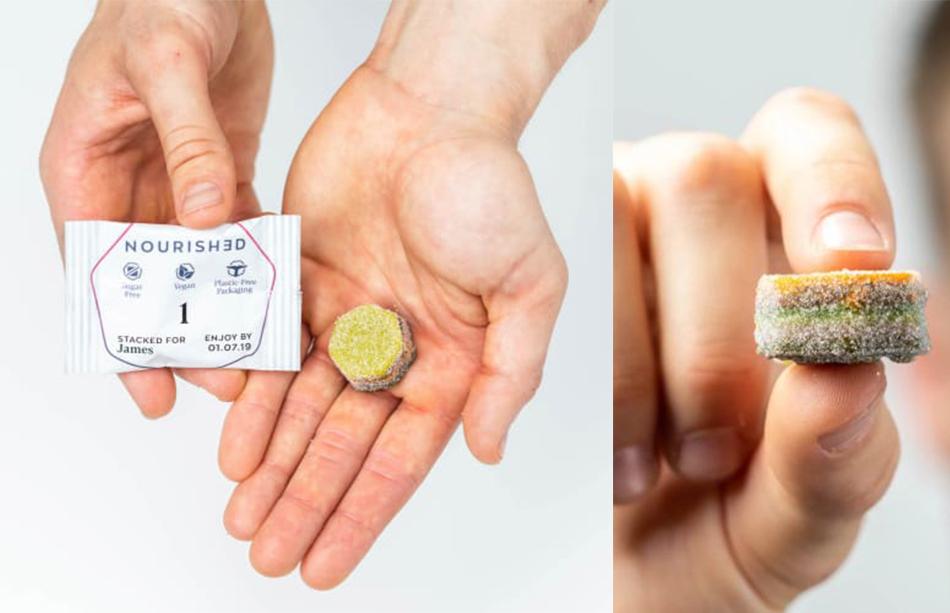 Nourished-3D列印保健品