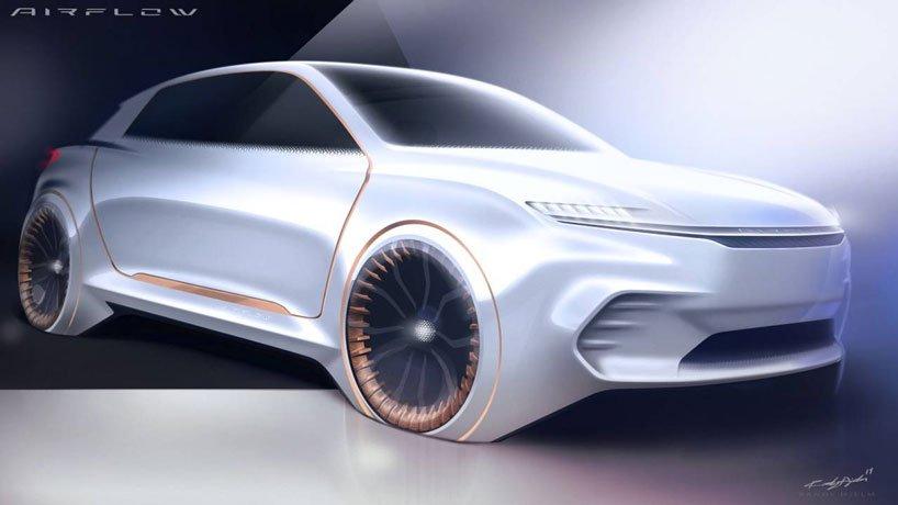 Airflow-概念車-7-CES2020
