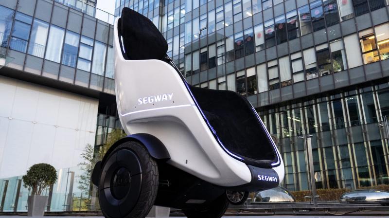 Segway-Ninebot:CES2020