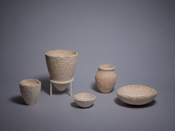 菌絲體陶器