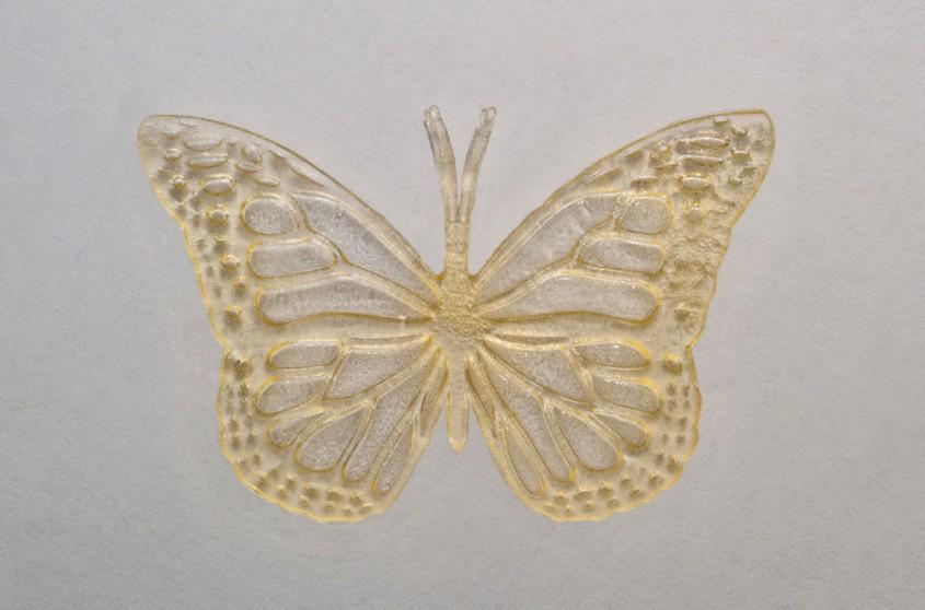 廢油製成3D列印樹脂