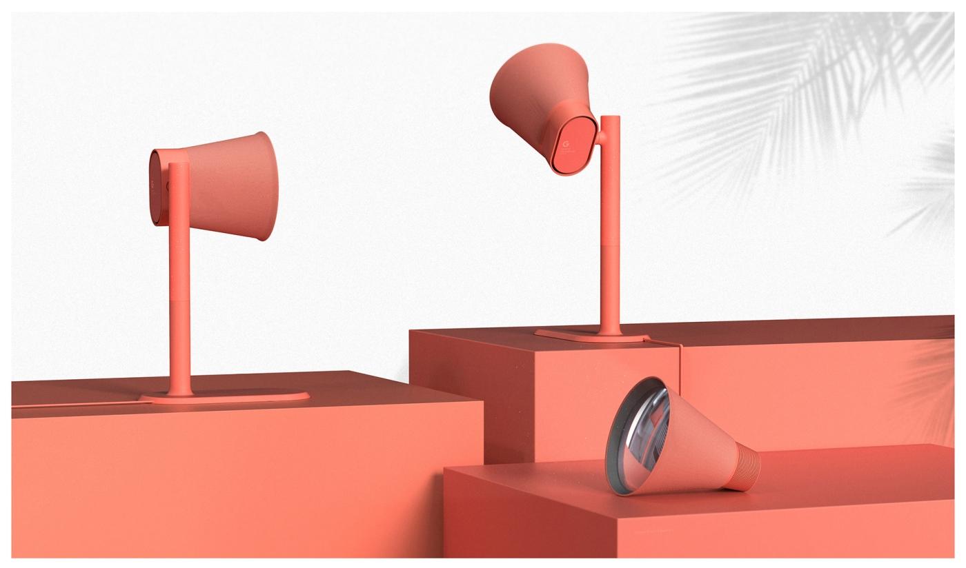 物聯網語音視覺助理