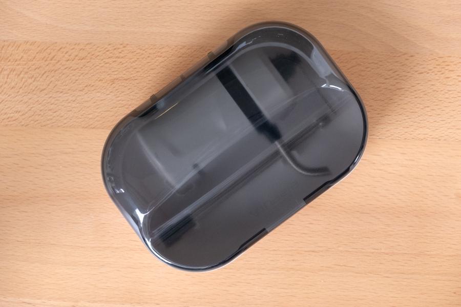 Vinaera Travel 攜帶式電子醒酒器-專屬盒關起