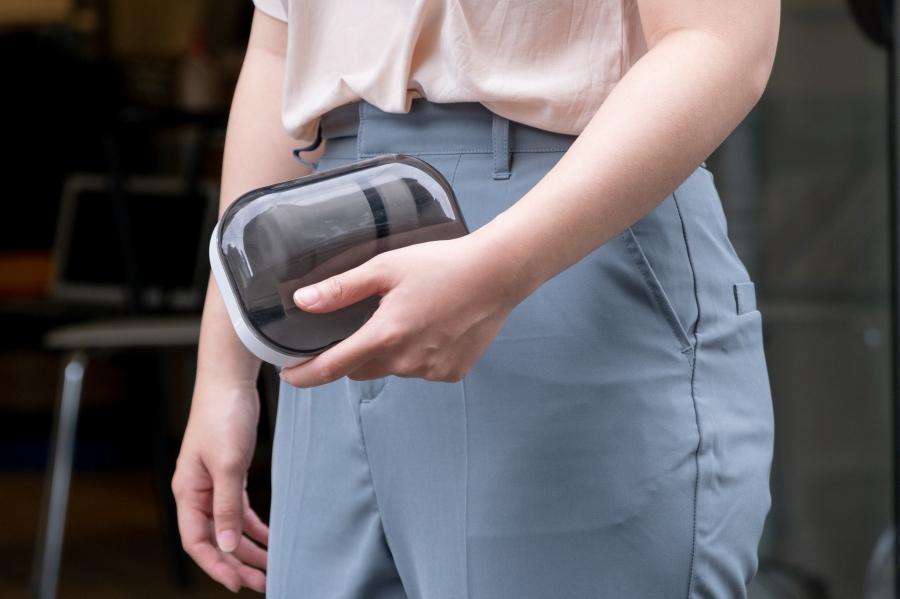Vinaera Travel 攜帶式電子醒酒器-手提包大小